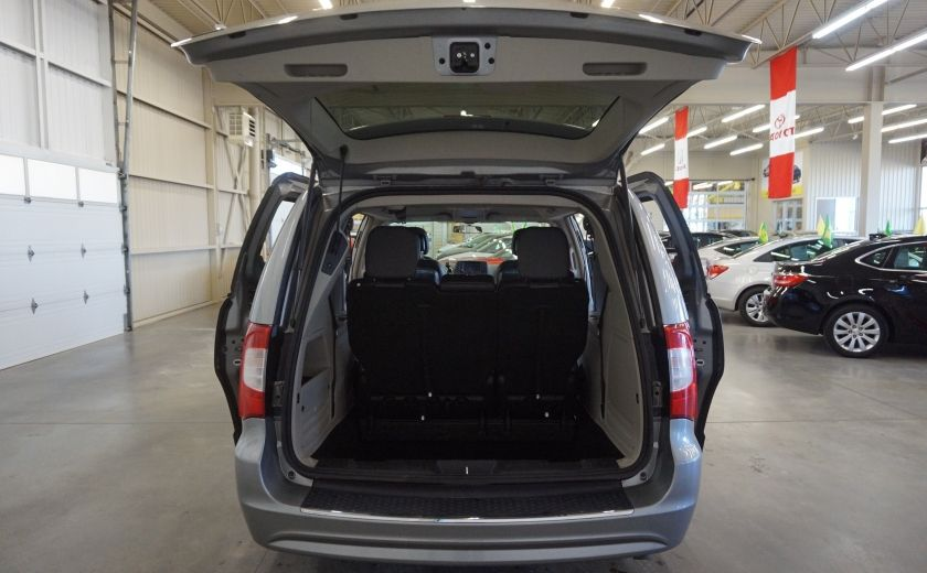 2015 Chrysler Town And Country Touring Stow'n Go  (caméra-cuir) #23