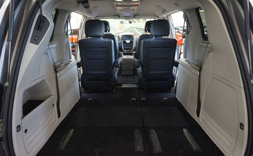2015 Chrysler Town And Country Touring Stow'n Go  (caméra-cuir) #26