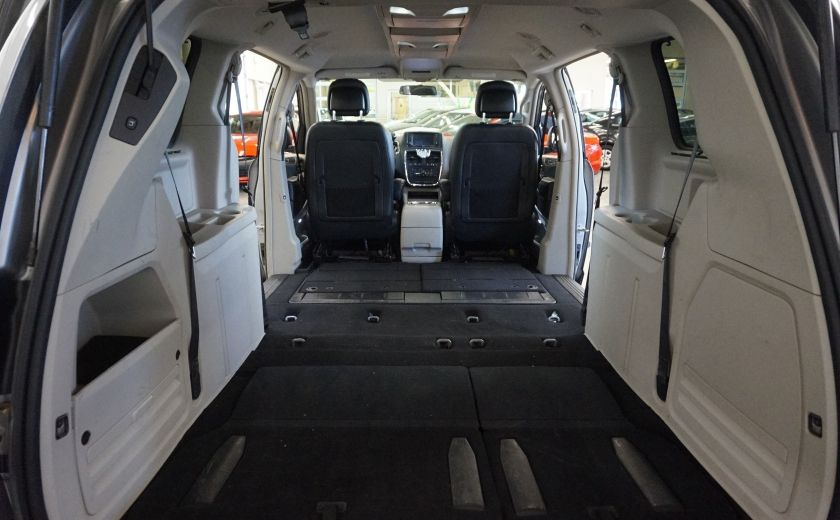 2015 Chrysler Town And Country Touring Stow'n Go  (caméra-cuir) #30