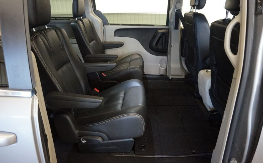 2015 Chrysler Town And Country Touring Stow'n Go  (caméra-cuir) #32