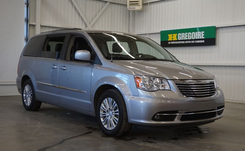 2015 Chrysler Town And Country Touring Stow'n Go  (caméra-cuir) #36