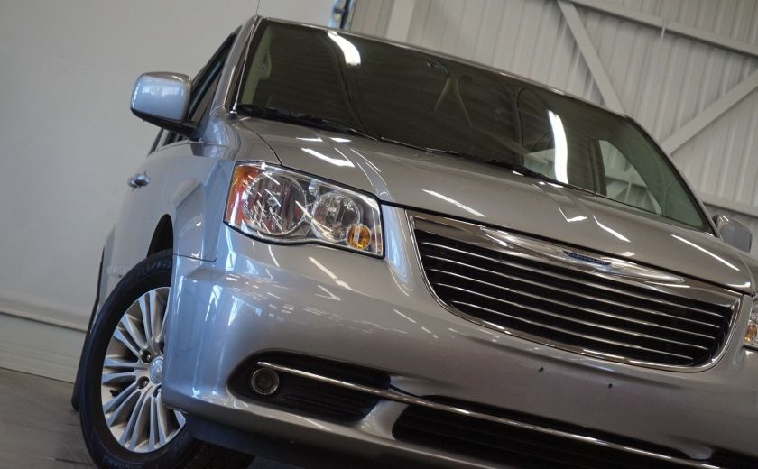 2015 Chrysler Town And Country Touring Stow'n Go  (caméra-cuir) #37