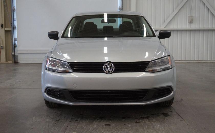 2011 Volkswagen Jetta Trendline #1