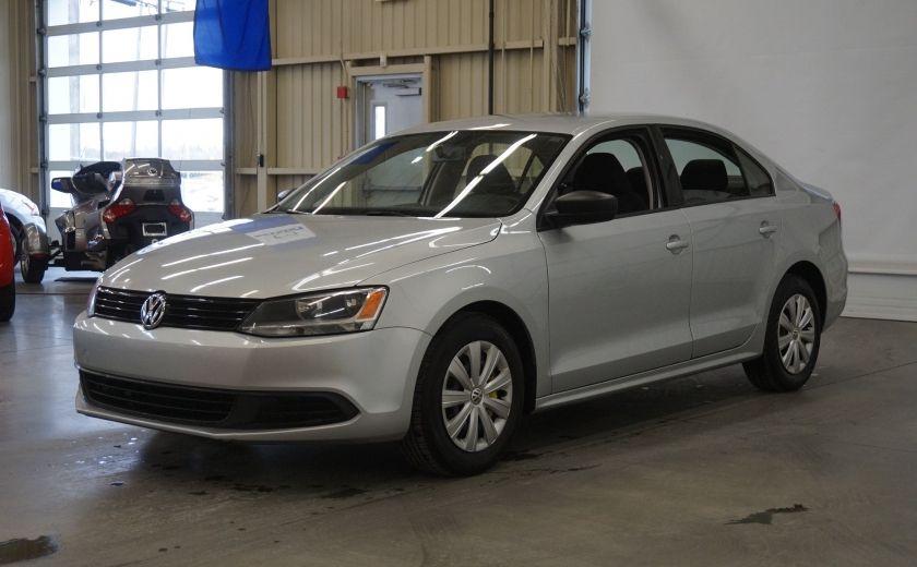 2011 Volkswagen Jetta Trendline #2