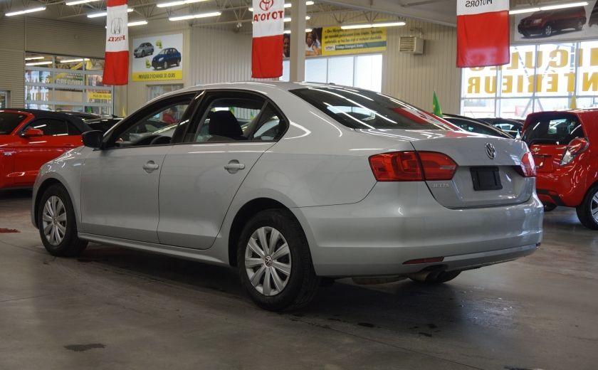 2011 Volkswagen Jetta Trendline #4