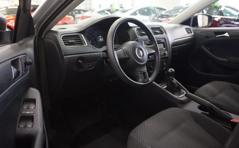2011 Volkswagen Jetta Trendline #9