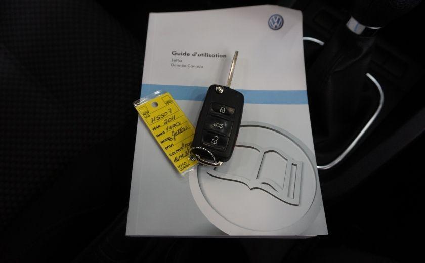 2011 Volkswagen Jetta Trendline #24