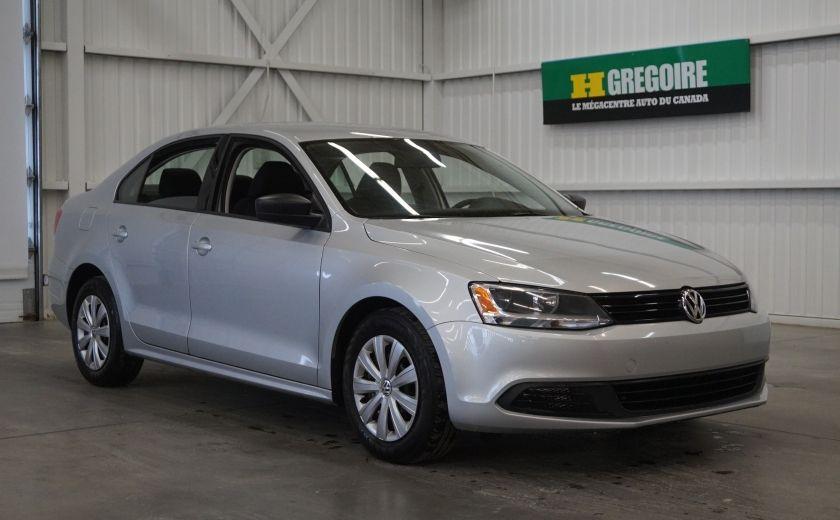 2011 Volkswagen Jetta Trendline #8