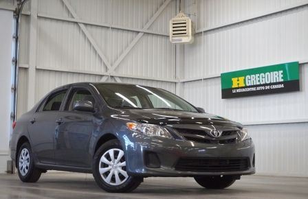 2011 Toyota Corolla CE in Saguenay