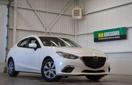 2014 Mazda 3 GX in Sept-Îles