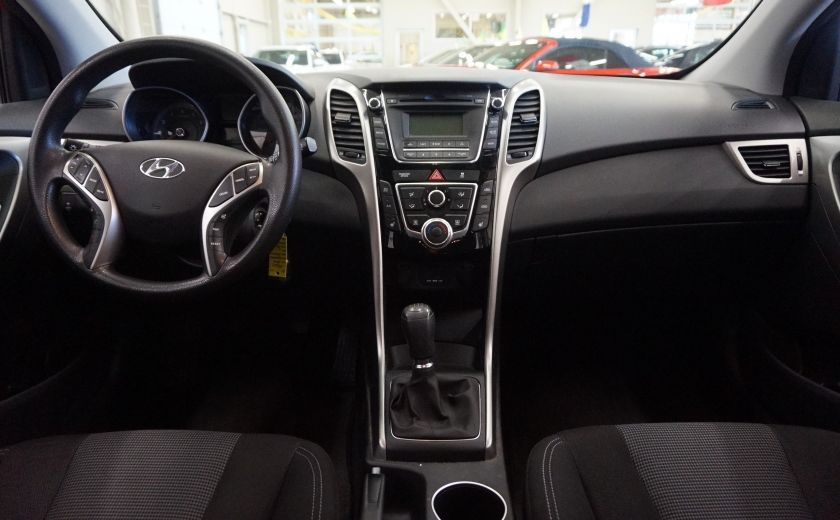 2013 Hyundai Elantra GT GL #10