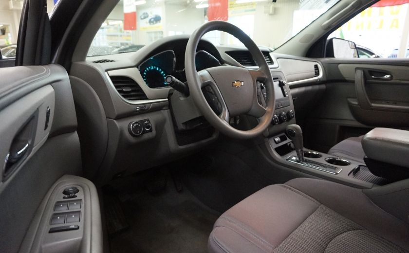 2014 Chevrolet Traverse LS (caméra de recul) #9