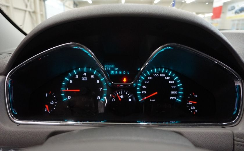 2014 Chevrolet Traverse LS (caméra de recul) #15
