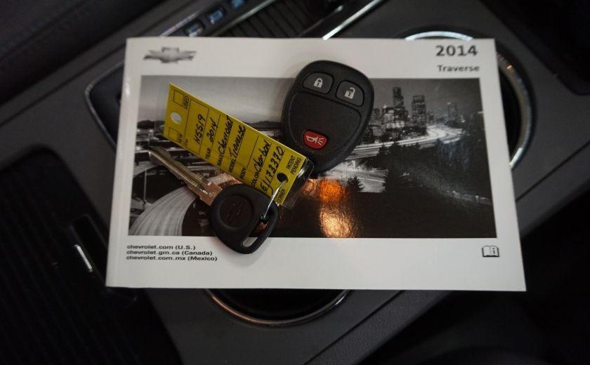 2014 Chevrolet Traverse LS (caméra de recul) #31