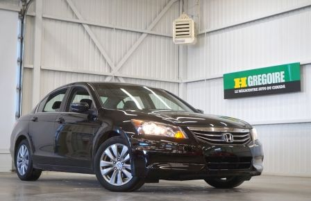 2012 Honda Accord EX (toit ouvrant) in Estrie