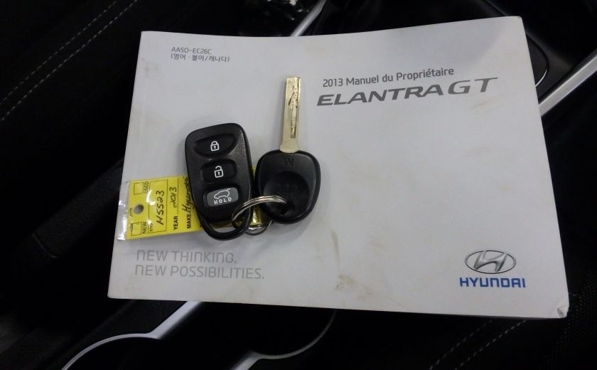 2013 Hyundai Elantra GT GLS (toit panoramique) #32