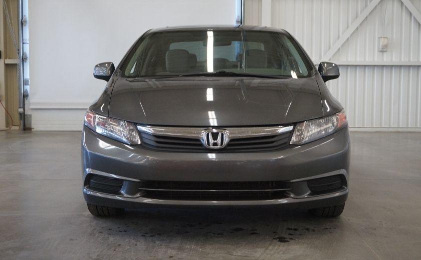 2012 Honda Civic EX (toit ouvrant) #1