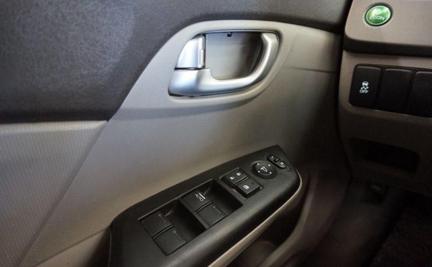 2012 Honda Civic EX (toit ouvrant) #16