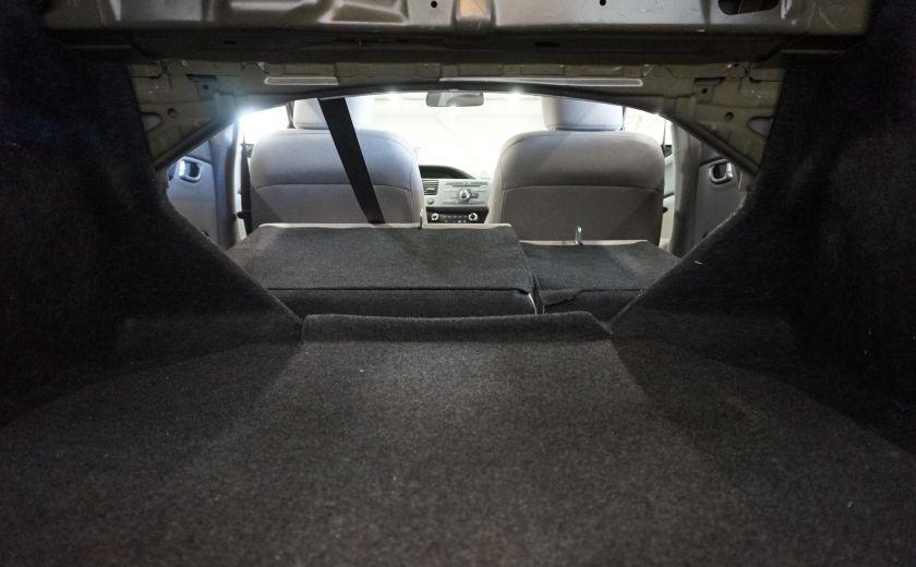 2012 Honda Civic EX (toit ouvrant) #22