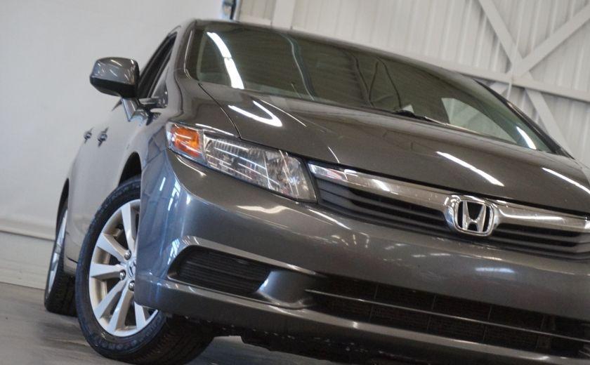 2012 Honda Civic EX (toit ouvrant) #28