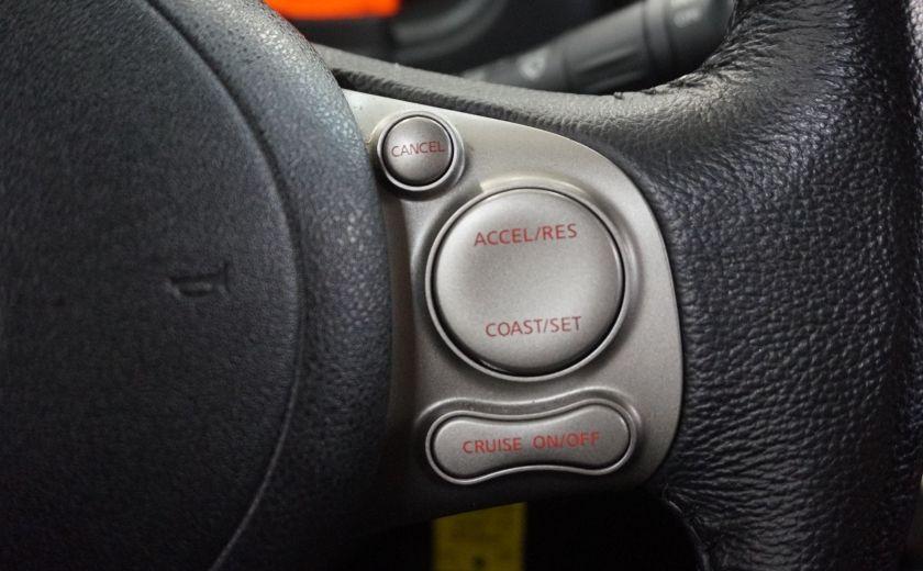 2015 Nissan MICRA SR (caméra de recul) #13