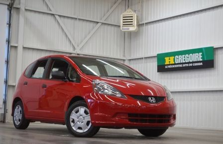 2012 Honda Fit DX in Saint-Jérôme