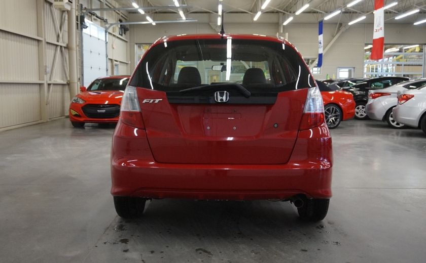 2012 Honda Fit DX #5