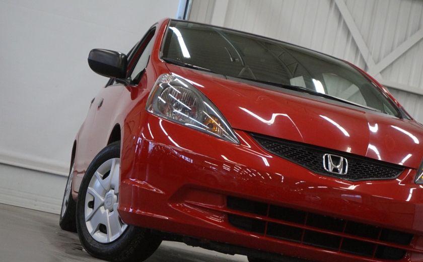 2012 Honda Fit DX #9