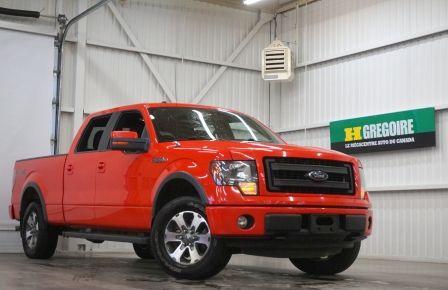 2013 Ford F150 FX4 4WD (caméra-sonar de recul) in Sherbrooke