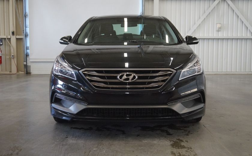 2015 Hyundai Sonata Sport (caméra-toit pano) #1