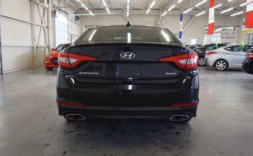 2015 Hyundai Sonata Sport (caméra-toit pano) #5