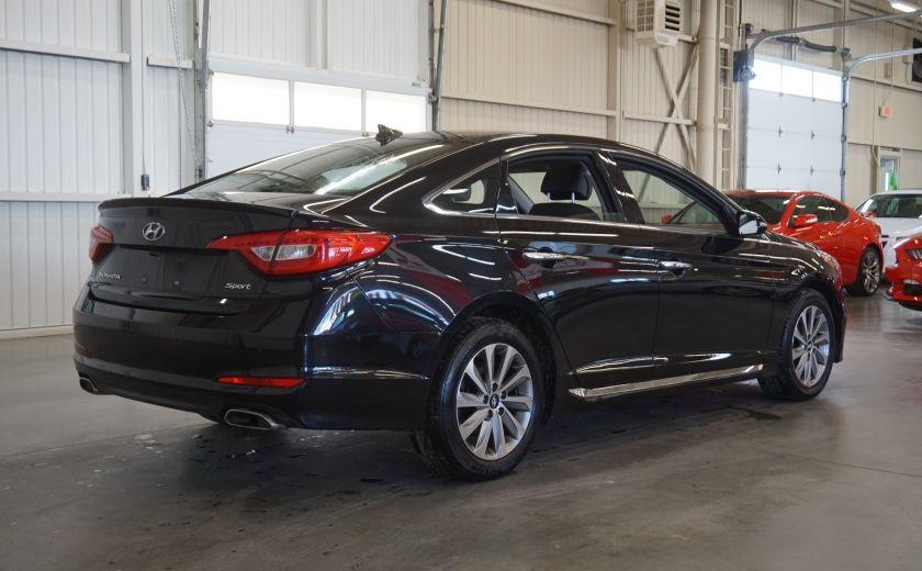 2015 Hyundai Sonata Sport (caméra-toit pano) #6