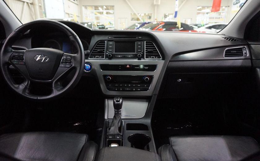 2015 Hyundai Sonata Sport (caméra-toit pano) #9