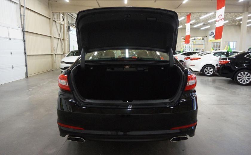 2015 Hyundai Sonata Sport (caméra-toit pano) #23