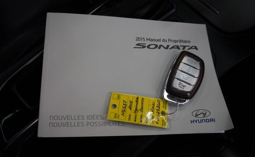 2015 Hyundai Sonata Sport (caméra-toit pano) #29