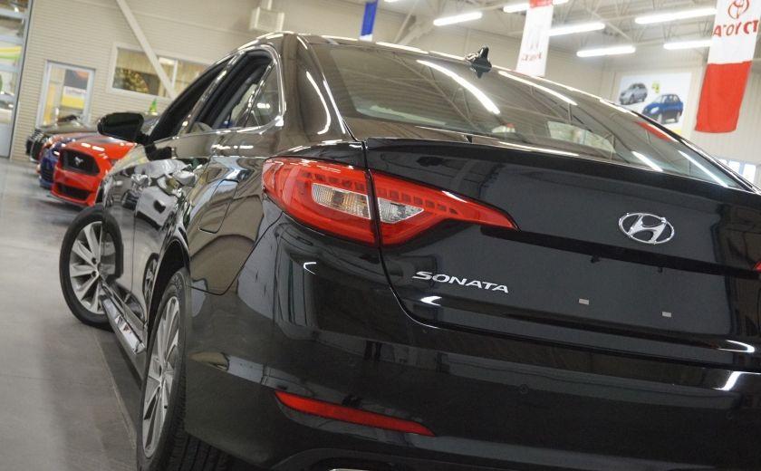 2015 Hyundai Sonata Sport (caméra-toit pano) #30