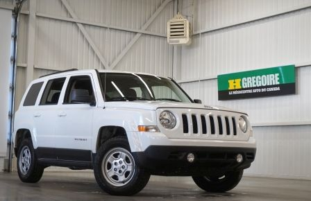 2015 Jeep Patriot North 4WD à Sherbrooke