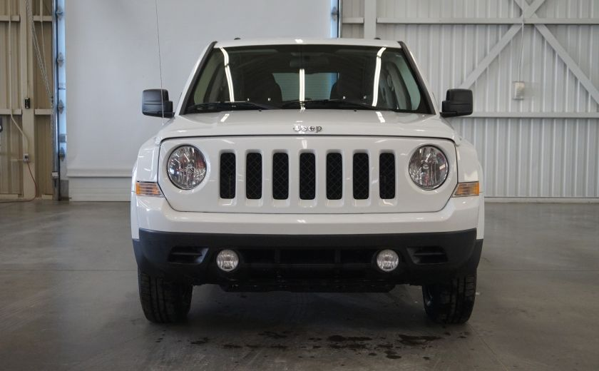 2015 Jeep Patriot North 4WD #1