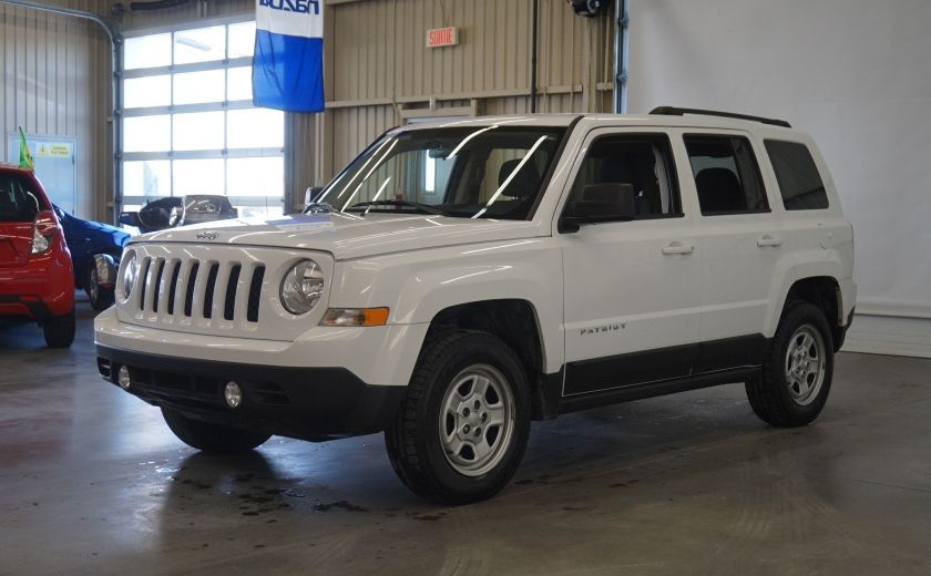 2015 Jeep Patriot North 4WD #2