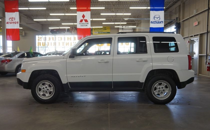 2015 Jeep Patriot North 4WD #3