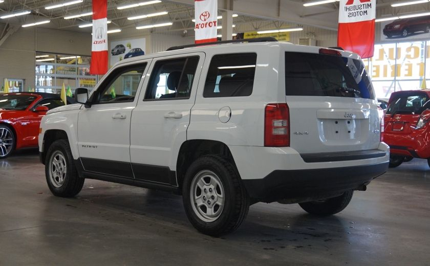 2015 Jeep Patriot North 4WD #4