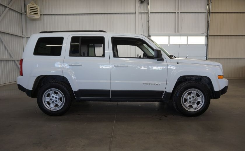 2015 Jeep Patriot North 4WD #7