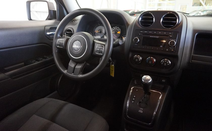 2015 Jeep Patriot North 4WD #11