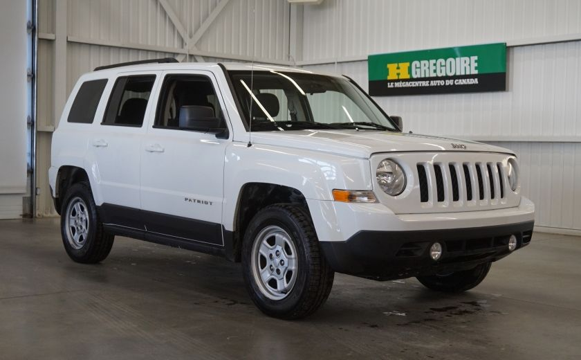 2015 Jeep Patriot North 4WD #27