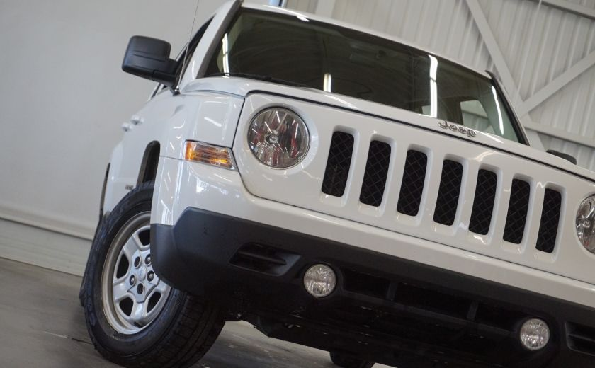 2015 Jeep Patriot North 4WD #28