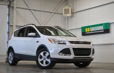 2016 Ford Escape SE AWD (camera-toit pano-cuir) in Drummondville