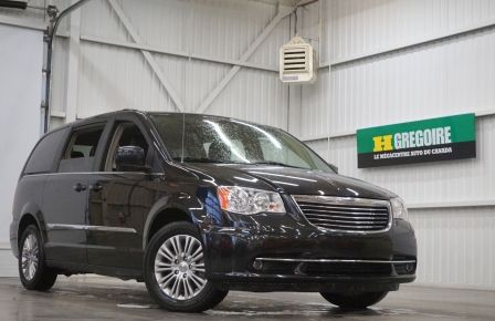 2015 Chrysler Town And Country Touring Stow'n Go (cuir-caméra-tv/dvd) in Terrebonne