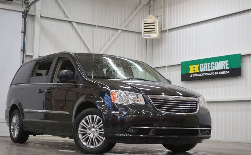 2015 Chrysler Town And Country Touring Stow'n Go (cuir-caméra-tv/dvd) #0