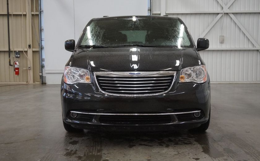 2015 Chrysler Town And Country Touring Stow'n Go (cuir-caméra-tv/dvd) #1