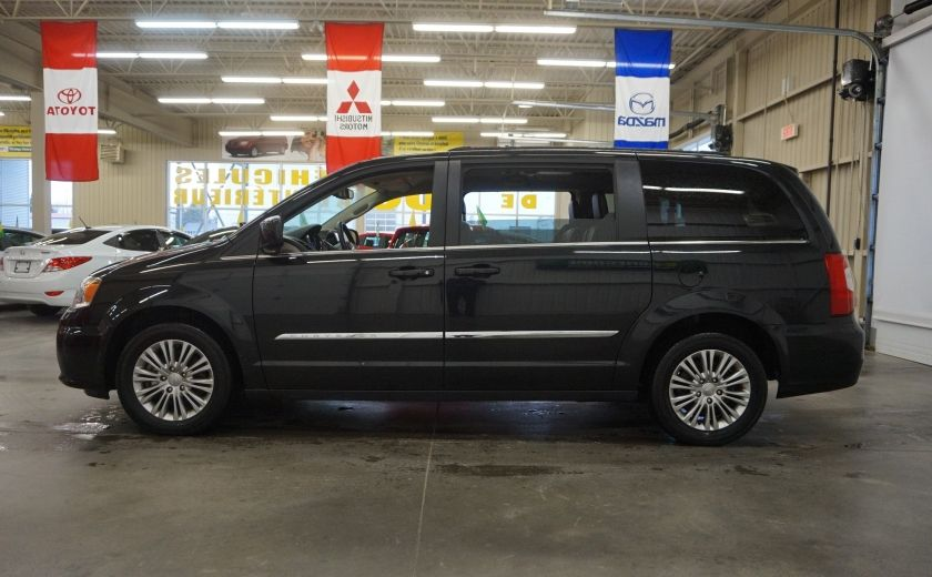 2015 Chrysler Town And Country Touring Stow'n Go (cuir-caméra-tv/dvd) #3